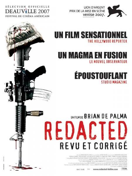Cine974, Redacted