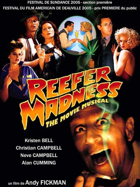 Cine974, Reefer Madness: The Movie Musical