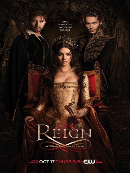 Cine974, Reign : le destin d'une reine