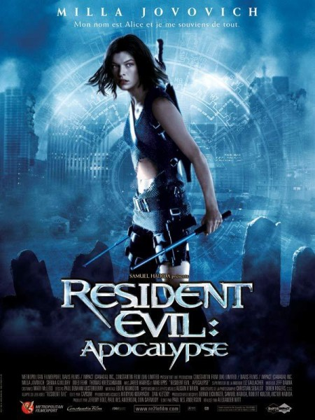 Cine974, Resident Evil : Apocalypse