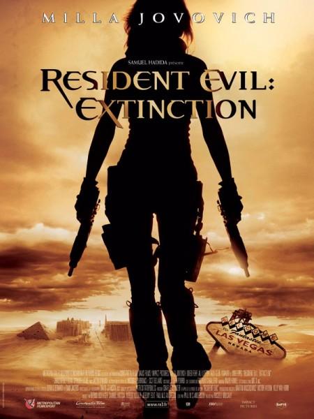 Cine974, Resident Evil : Extinction