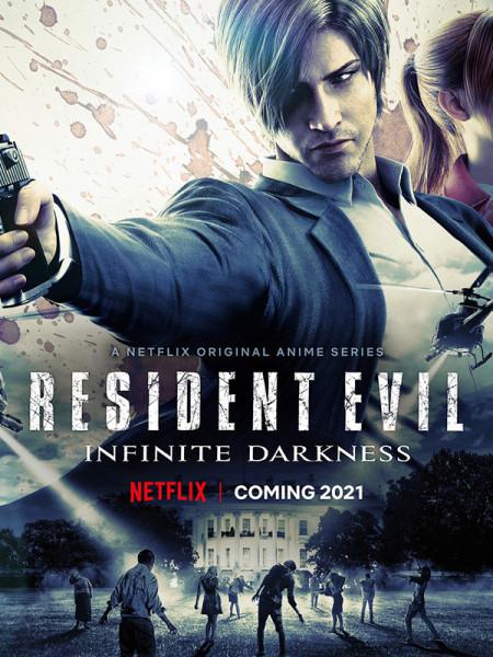 Cine974, Resident Evil : Infinite Darkness