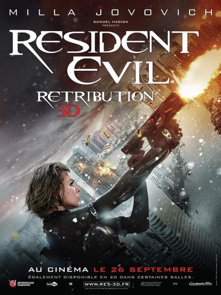 Cine974, Resident Evil: Retribution