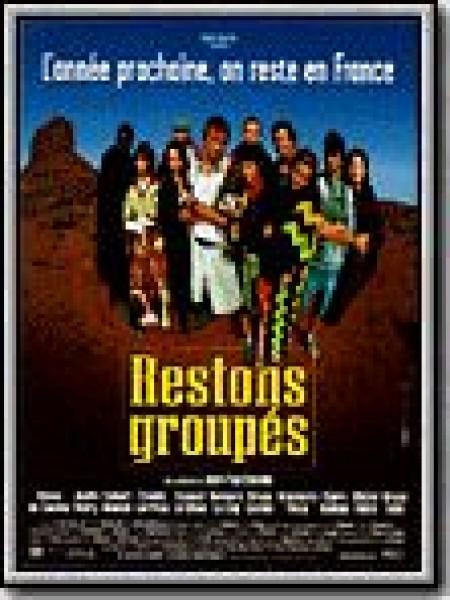 Cine974, Restons groupés