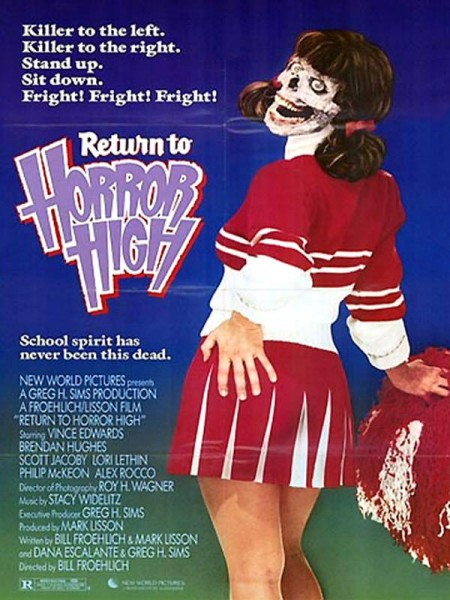 Cine974, Return to Horror High