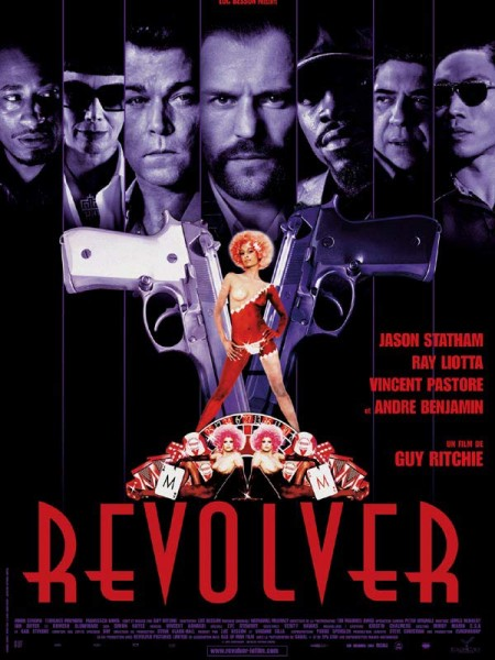 Cine974, Revolver