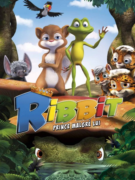 Cine974, Ribbit, Prince malgré lui