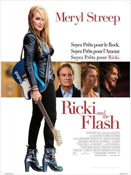 Cine974, Ricki and the Flash