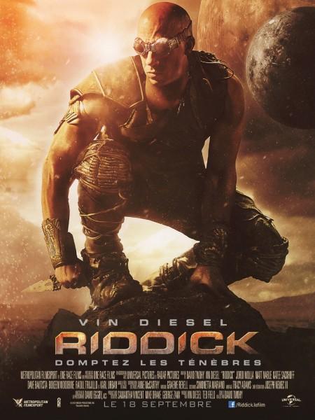 Cine974, Riddick