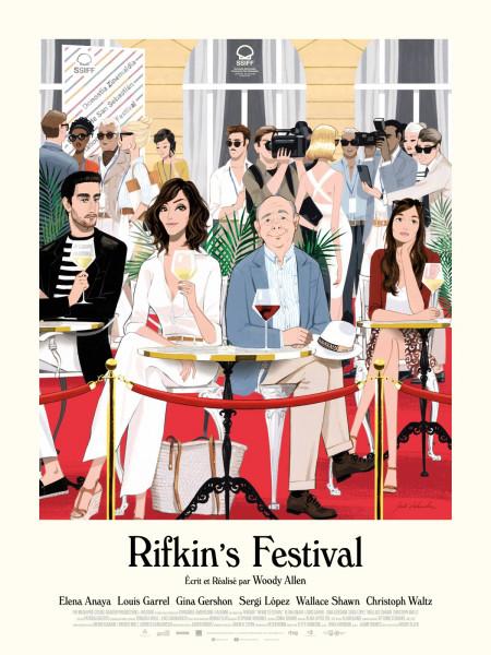 Cine974, Rifkin's Festival