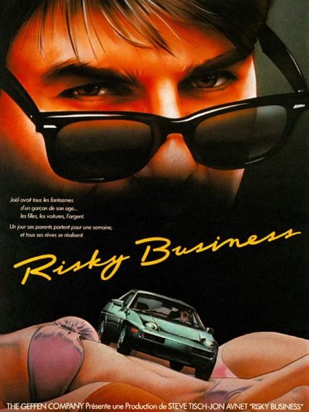 Cine974, Risky Business