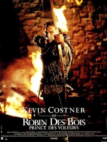 Cine974, Robin des Bois, prince des voleurs