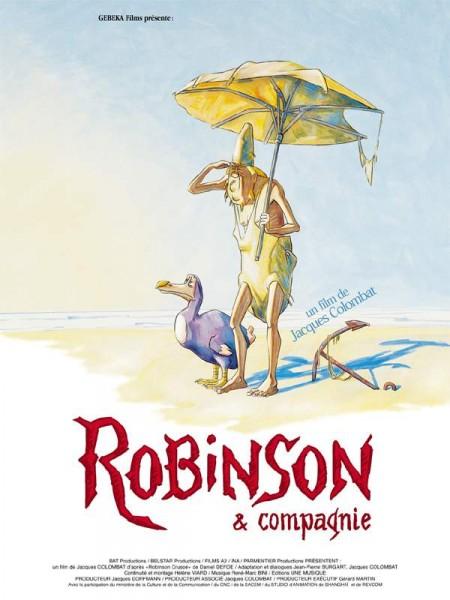 Cine974, Robinson & compagnie
