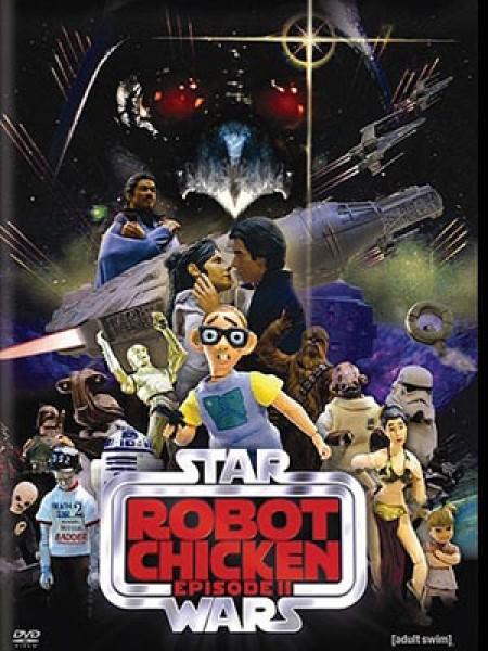 Cine974, Robot Chicken: Star Wars Episode II