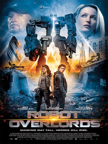 Cine974, Robot Overlords