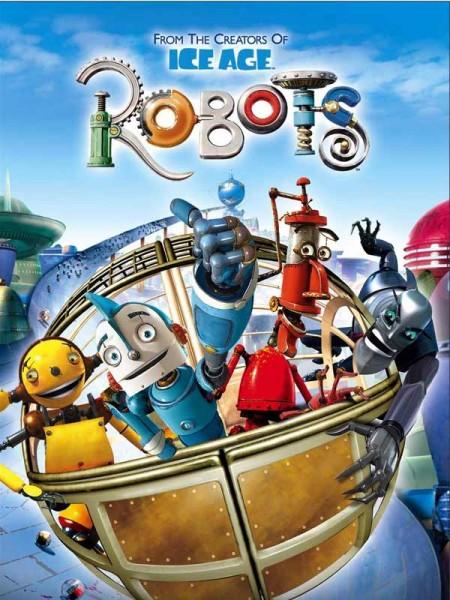 Cine974, Robots