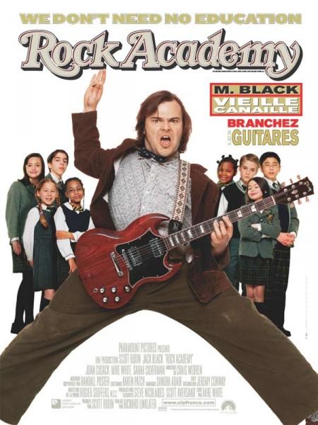 Cine974, Rock Academy