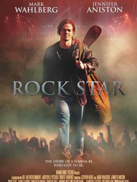 Cine974, Rock star