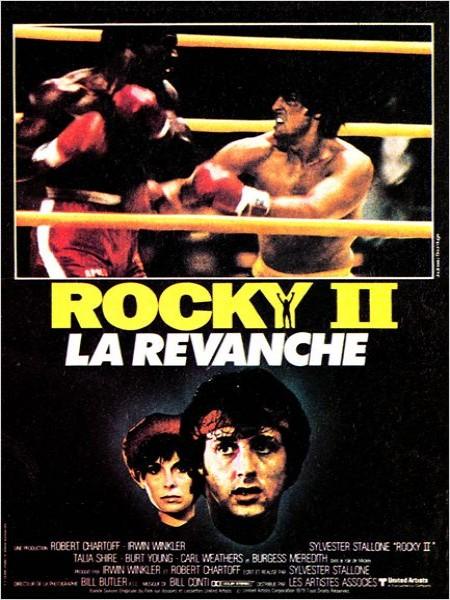 Cine974, Rocky II