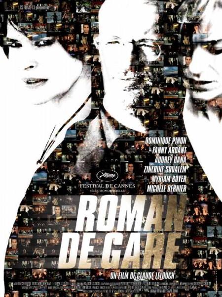 Cine974, Roman de gare