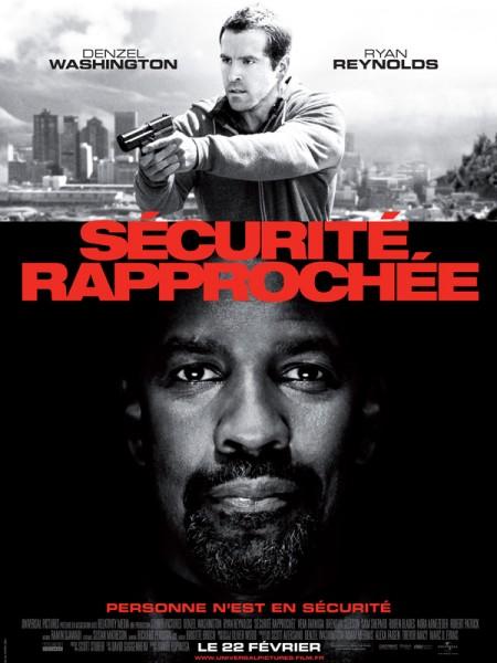 Cine974, Sécurité rapprochée