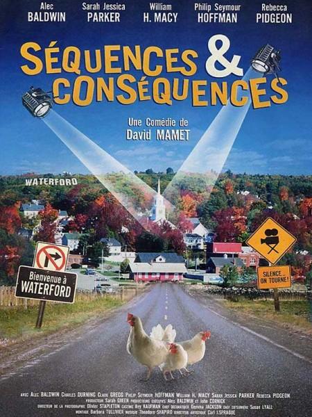 Cine974, Séquences et conséquences