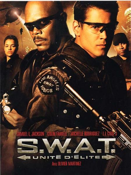 Cine974, S.W.A.T. unité d'élite