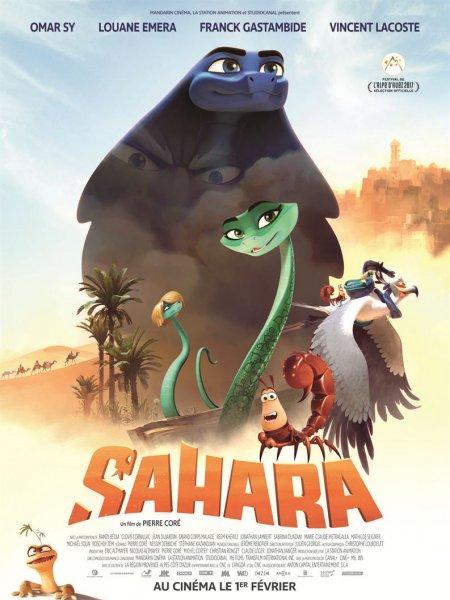 Cine974, Sahara