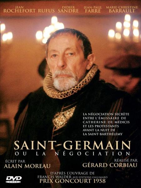 Cine974, Saint-Germain ou La négociation
