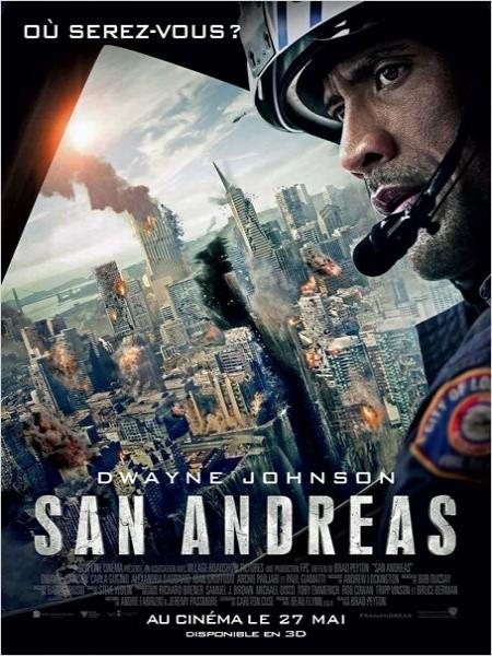 Cine974, San Andreas