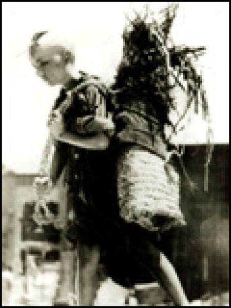 Cine974, San Mao, le petit vagabond