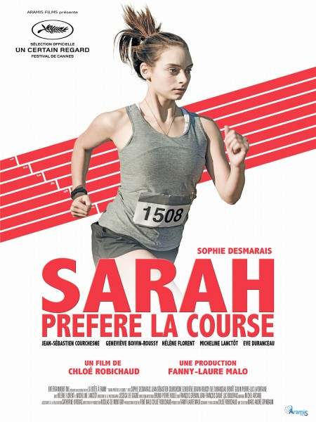 Cine974, Sarah préfère la course
