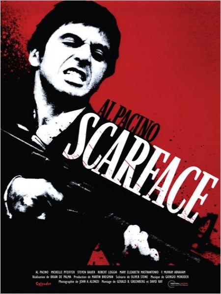 Cine974, Scarface