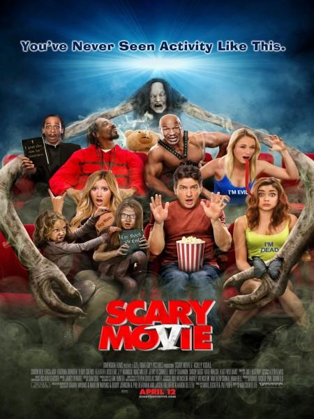 Cine974, Scary Movie 5