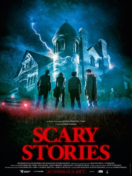 Cine974, Scary Stories