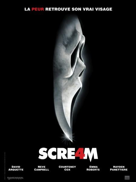 Cine974, Scream 4