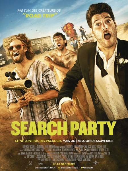 Cine974, Search Party