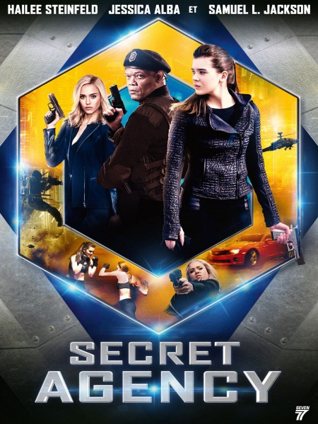 Cine974, Secret Agency