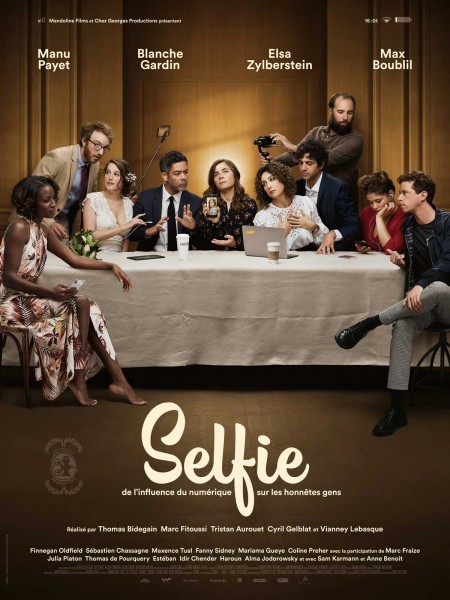 Cine974, Selfie