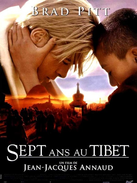 Cine974, Sept ans au Tibet