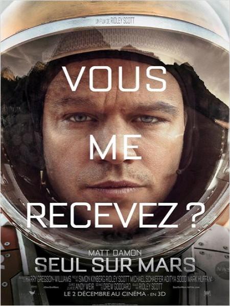 Cine974, Seul sur Mars