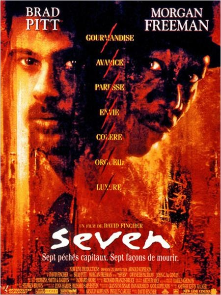 Cine974, Seven