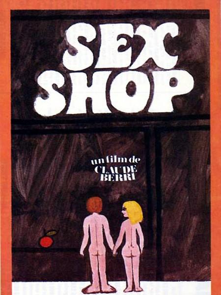 Cine974, Sex-shop