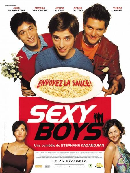 Cine974, Sexy boys