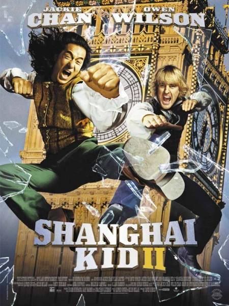 Cine974, Shanghaï kid II