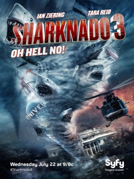 Cine974, Sharknado 3: Oh Hell No!