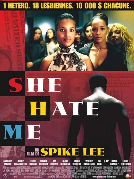Cine974, She Hate Me