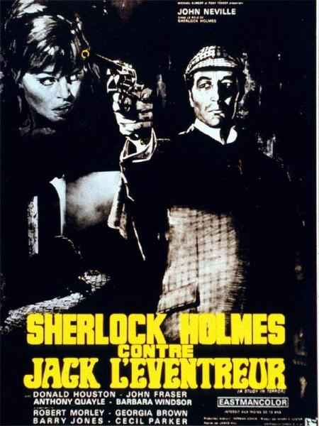 Cine974, Sherlock Holmes contre Jack l'Eventreur
