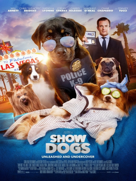 Cine974, Show Dogs