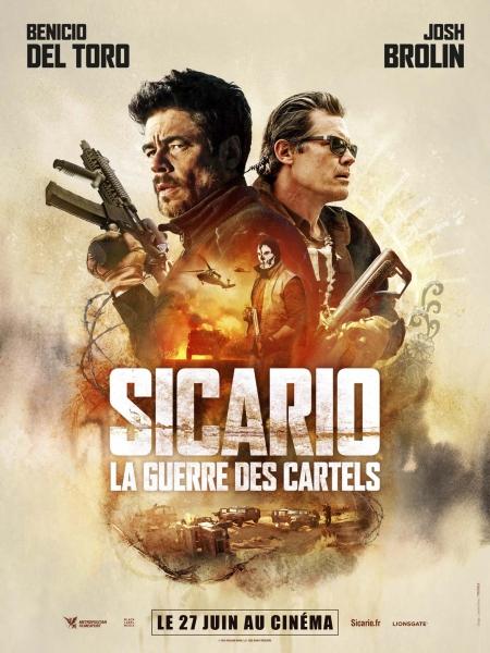 Cine974, Sicario: La Guerre des Cartels